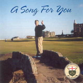 A Song For You - Front Cover